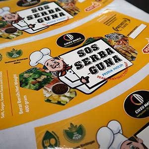 Food-Sticker