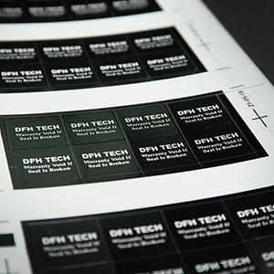 Warranty-Sticker